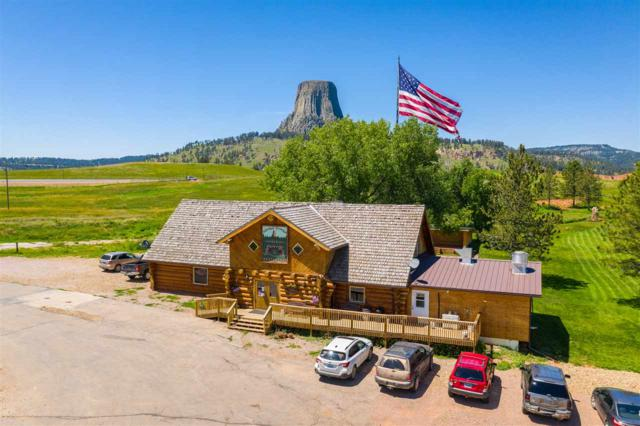 601 Wy-24, Devil's Tower, WY 82714 (MLS #62113) :: Christians Team Real Estate, Inc.