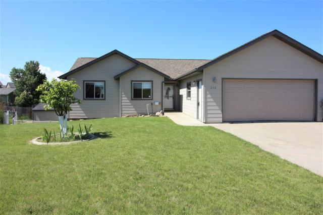 250 Juniper Dr, Belle Fourche, SD 57783 (MLS #62142) :: Christians Team Real Estate, Inc.