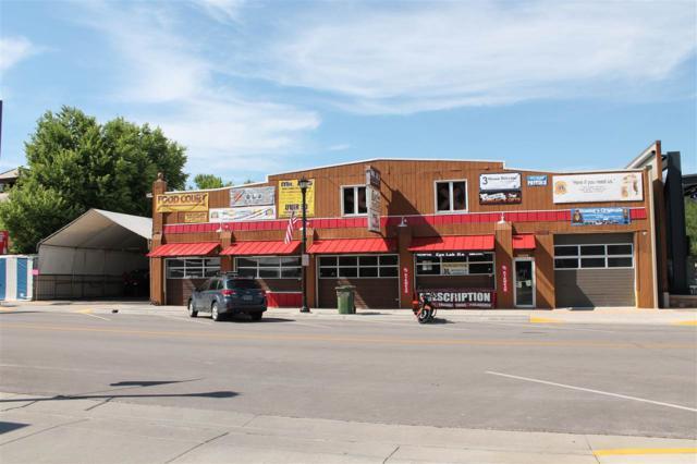 1219 & 1251 Main Street, Sturgis, SD 57785 (MLS #62274) :: VIP Properties