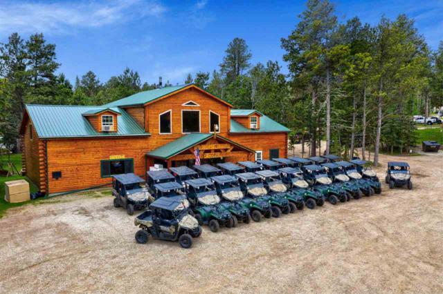 21766 Custer Peak Road, Deadwood, SD 57732 (MLS #62317) :: Christians Team Real Estate, Inc.