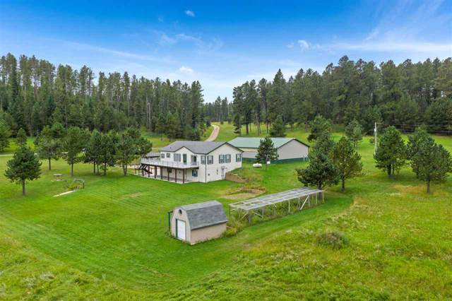12162 High Pines Rd, Deadwood, SD 57732 (MLS #62663) :: Christians Team Real Estate, Inc.