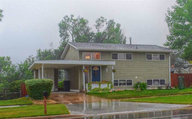 4827 South Canyon Road, Rapid City, SD 57702 (MLS #62675) :: VIP Properties