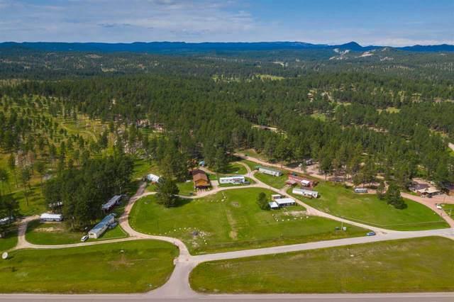 12070 Big Pine Road, Custer, SD 57730 (MLS #62685) :: Christians Team Real Estate, Inc.