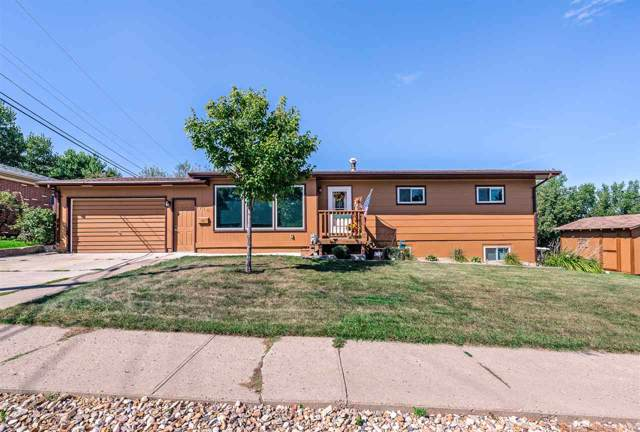 1716 7th Avenue, Belle Fourche, SD 57717 (MLS #62707) :: Christians Team Real Estate, Inc.