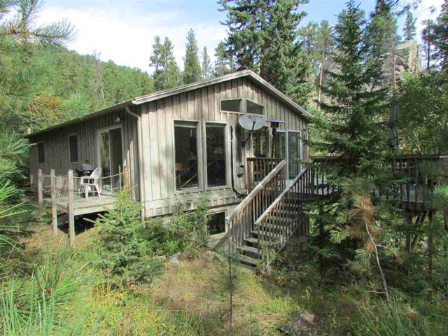 12273 Reno Gulch Road, Hill City, SD 57745 (MLS #62710) :: Christians Team Real Estate, Inc.