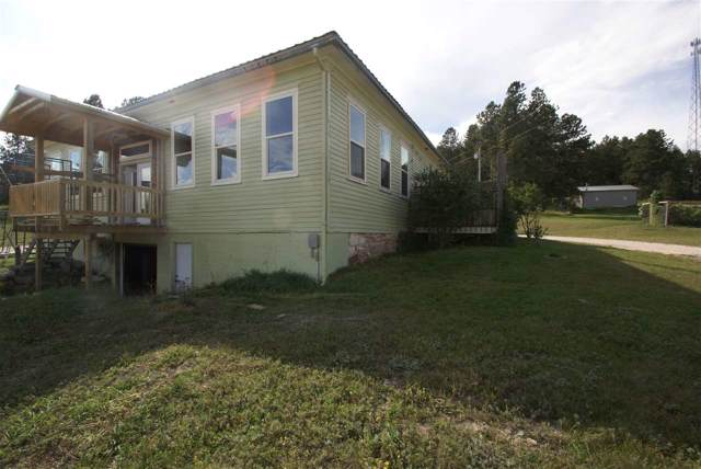 201 Howard Street, Pringle, SD 57773 (MLS #62719) :: Dupont Real Estate Inc.