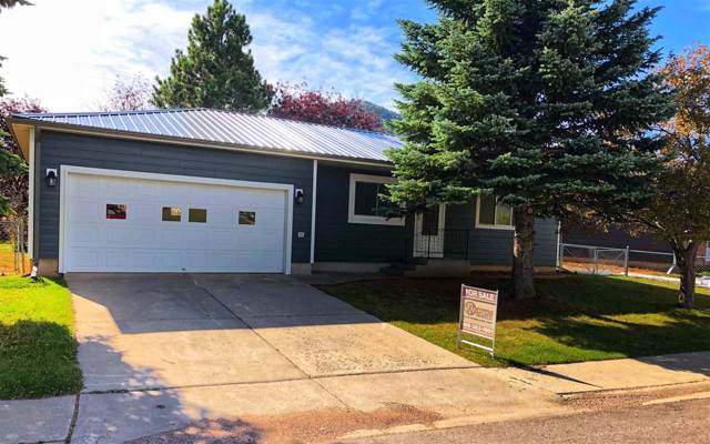 626 E. Thompson St., Sundance, WY 82729 (MLS #62886) :: Dupont Real Estate Inc.