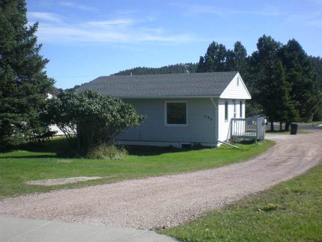 402 Harney Street, Custer, SD 57730 (MLS #62894) :: VIP Properties