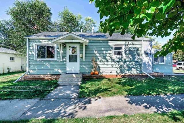 1121 Lawrence St, Belle Fourche, SD 57717 (MLS #62913) :: Christians Team Real Estate, Inc.