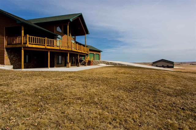 20304 Frontier Loop, Whitewood, SD 57793 (MLS #62923) :: Dupont Real Estate Inc.