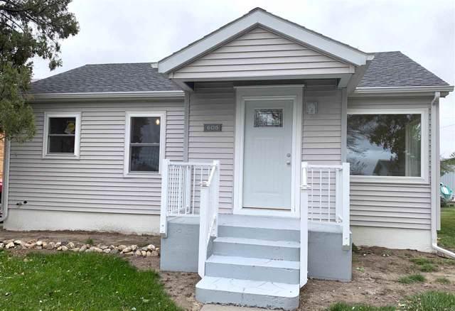606 Norris Street, Wall, SD 57790 (MLS #62926) :: Dupont Real Estate Inc.