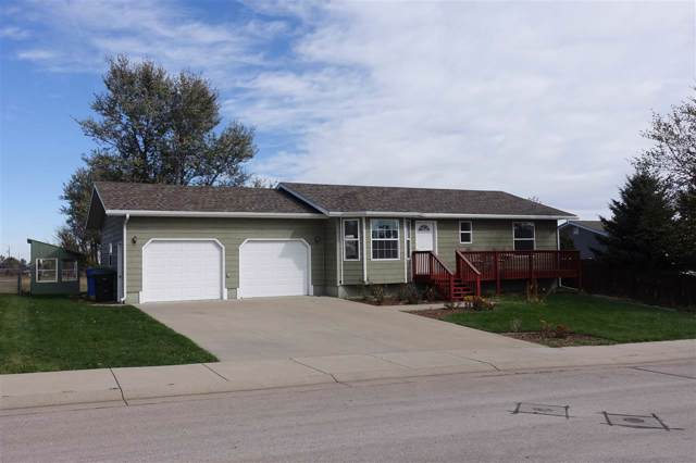1329 Dacar Street, Belle Fourche, SD 57717 (MLS #62931) :: Christians Team Real Estate, Inc.