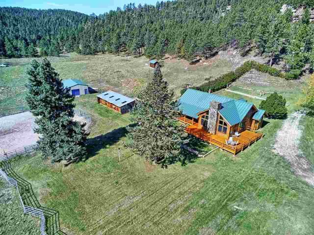 25805 Reservoir Rd, Custer, SD 57730 (MLS #63016) :: Dupont Real Estate Inc.
