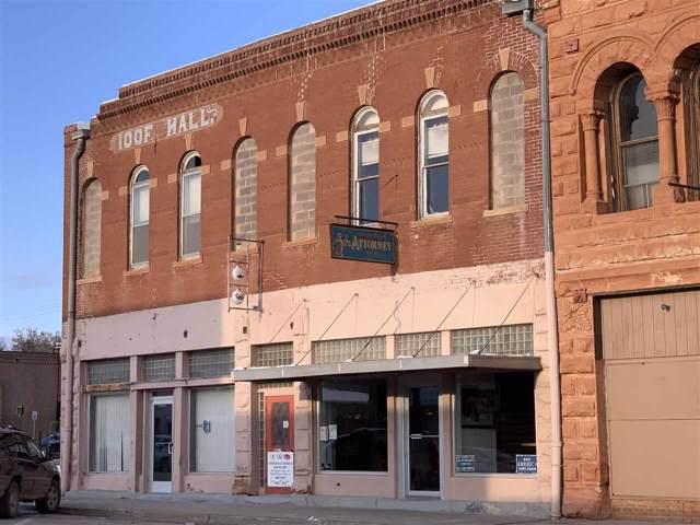 141 1/2 S Chicago Street, Hot Springs, SD 57747 (MLS #63018) :: Christians Team Real Estate, Inc.