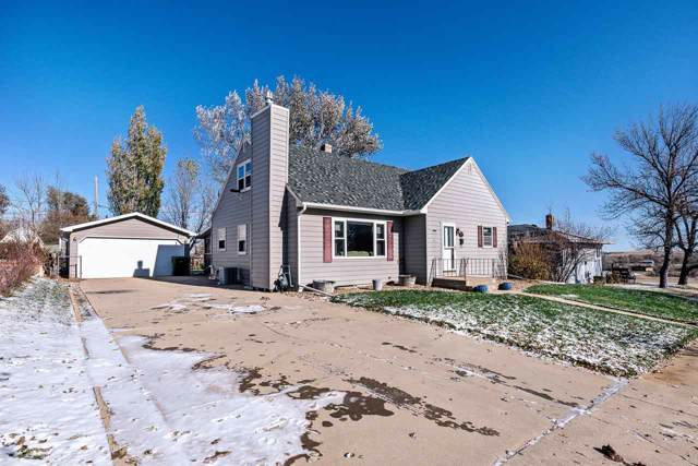 1207 Todd Street, Belle Fourche, SD 57717 (MLS #63038) :: VIP Properties