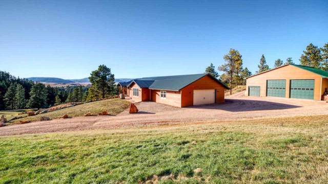 114 Jx Bar Lane, Sundance, WY 82729 (MLS #63047) :: Dupont Real Estate Inc.