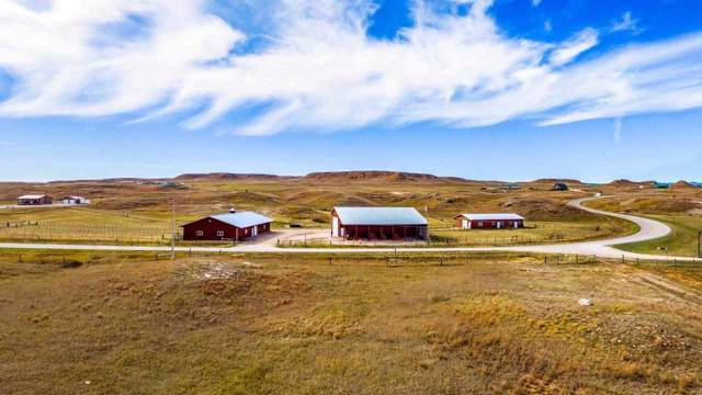 334 Moskee Road, Sundance, WY 82729 (MLS #63049) :: Dupont Real Estate Inc.