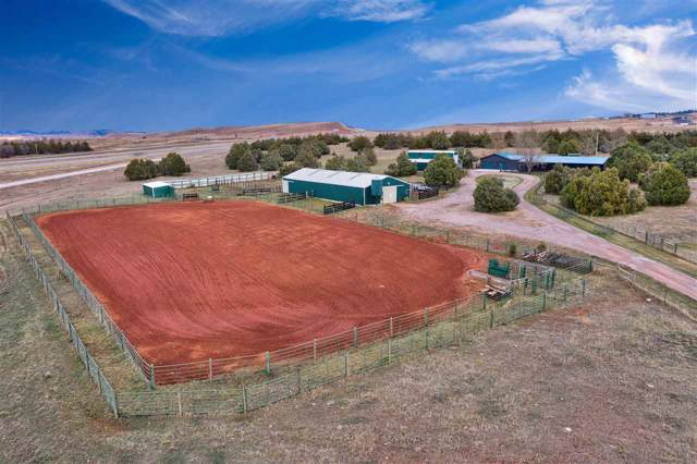 19722 Red Hill Road, Spearfish, SD 57783 (MLS #63055) :: VIP Properties