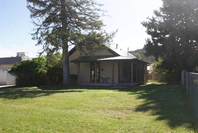 420 Crook Street, Custer, SD 57730 (MLS #63068) :: Dupont Real Estate Inc.