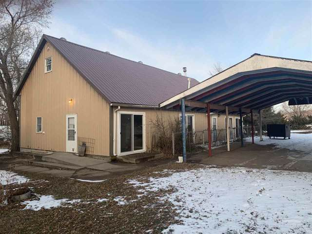 16450 Tower Hill Road, Eagle Butte, SD 57625 (MLS #63080) :: Christians Team Real Estate, Inc.