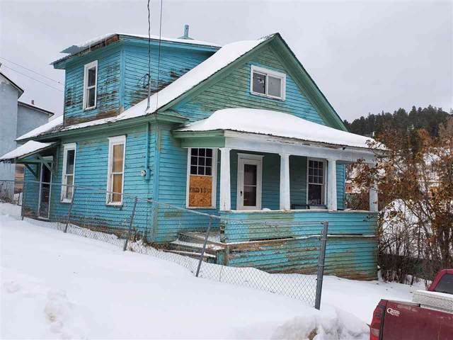 107 Lower Spark Street, Lead, SD 57754 (MLS #63099) :: Christians Team Real Estate, Inc.