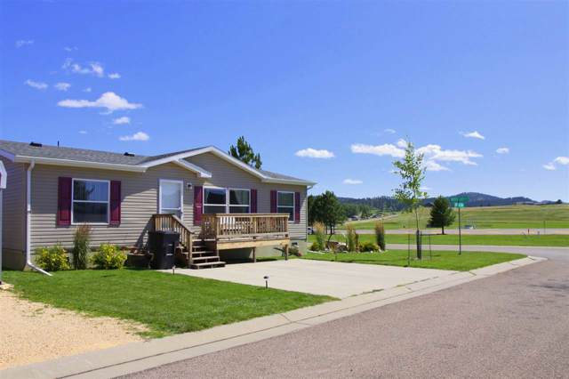 110 Shooting Star Lane, Custer, SD 57730 (MLS #63120) :: Dupont Real Estate Inc.