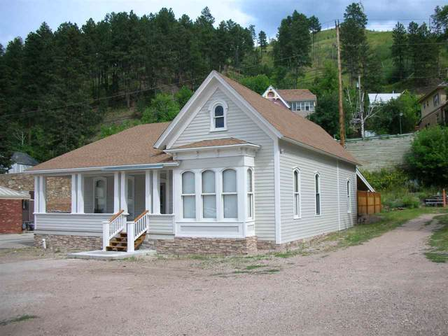 21 Charles Street, Deadwood, SD 57732 (MLS #63124) :: Dupont Real Estate Inc.