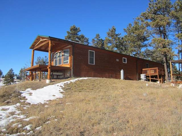 12569 W Cascade Mountain Road, Hot Springs, SD 57747 (MLS #63231) :: Dupont Real Estate Inc.