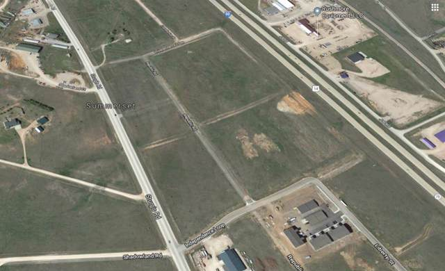TBD Sturgis Road Road, Summerset, SD 57718 (MLS #63281) :: VIP Properties