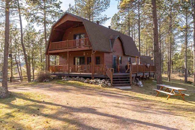 25220 Star Ridge Road, Custer, SD 57730 (MLS #63322) :: Dupont Real Estate Inc.