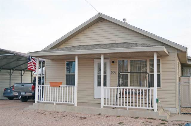 631 Crazy Horse Street, Rapid City, SD 57701 (MLS #63328) :: Christians Team Real Estate, Inc.