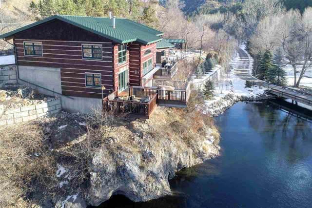 6150 Magic Canyon Road, Rapid City, SD 57702 (MLS #63408) :: Christians Team Real Estate, Inc.