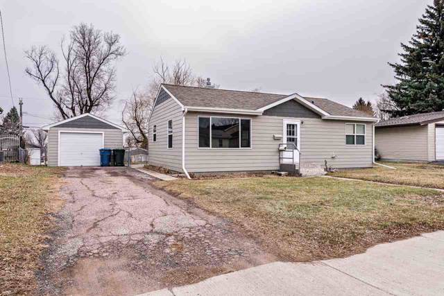 2051 11th Ave, Belle Fourche, SD 57717 (MLS #63412) :: Christians Team Real Estate, Inc.
