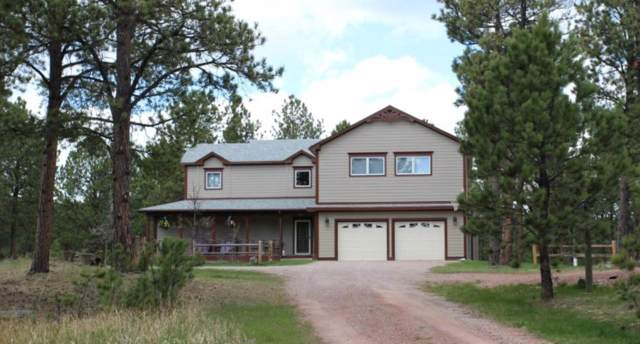 12178 Buckhorn Drive Estates, Custer, SD 57730 (MLS #63474) :: VIP Properties