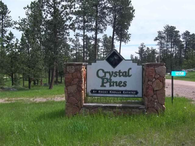 TBD Fairway Drive, Custer, SD 57730 (MLS #63514) :: VIP Properties