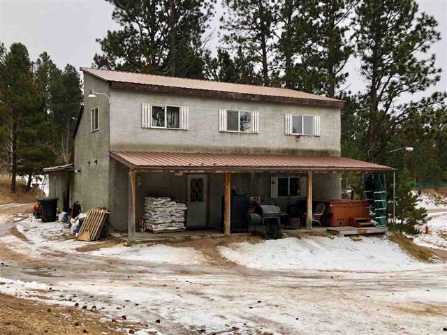 222 S 1st Street, Custer, SD 57730 (MLS #63549) :: Dupont Real Estate Inc.