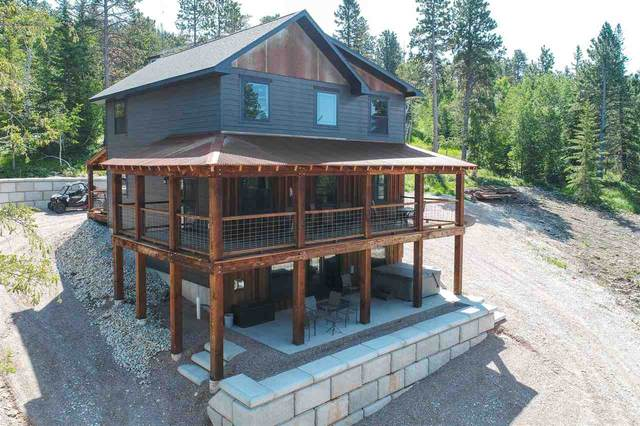 21174 Lookout Trail, Lead, SD 57754 (MLS #63613) :: Dupont Real Estate Inc.