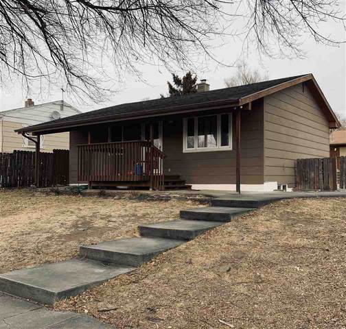1112 Halley Ave, Rapid City, SD 57701 (MLS #63620) :: Dupont Real Estate Inc.