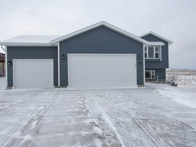 333 Big Badger Drive, Box Elder, SD 57719 (MLS #63623) :: VIP Properties