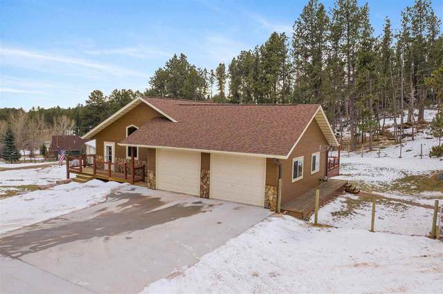 25007 Chandler Drive, Custer, SD 57730 (MLS #63636) :: Christians Team Real Estate, Inc.