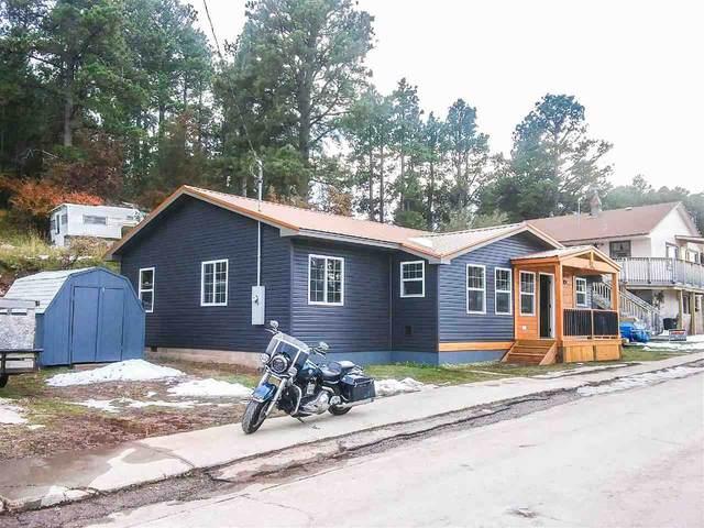 403 Upper Mcclellan Street, Lead, SD 57754 (MLS #63642) :: Dupont Real Estate Inc.