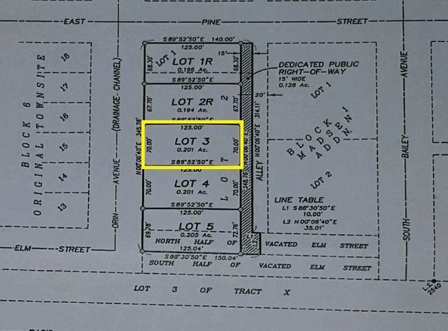 TBD Address Not Published, New Underwood, SD 57761 (MLS #63644) :: Dupont Real Estate Inc.