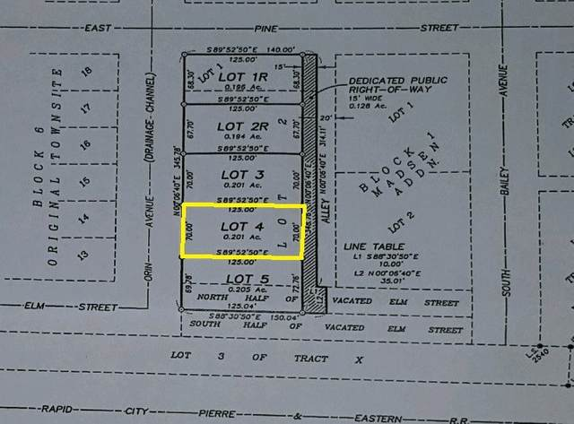 TBD Address Not Published, New Underwood, SD 57761 (MLS #63645) :: VIP Properties