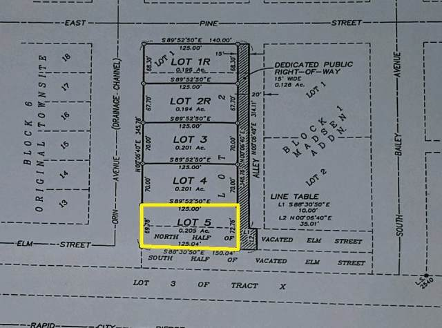 TBD Address Not Published, New Underwood, SD 57761 (MLS #63646) :: Dupont Real Estate Inc.