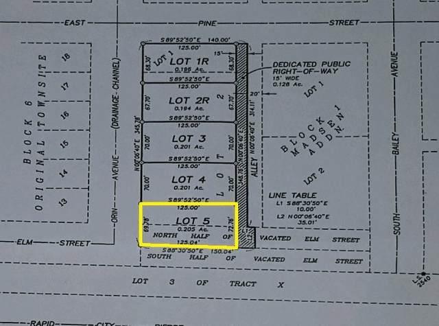 TBD Address Not Published, New Underwood, SD 57761 (MLS #63646) :: VIP Properties