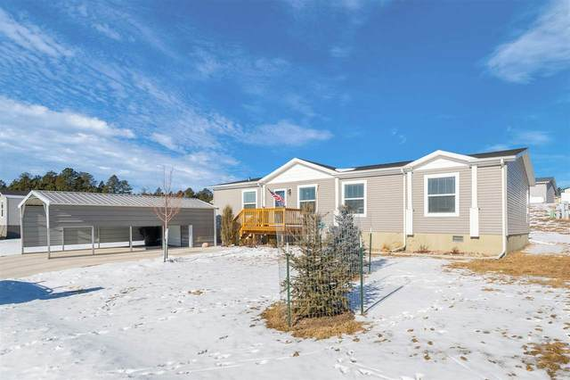 167 Shooting Star Lane, Custer, SD 57730 (MLS #63662) :: VIP Properties