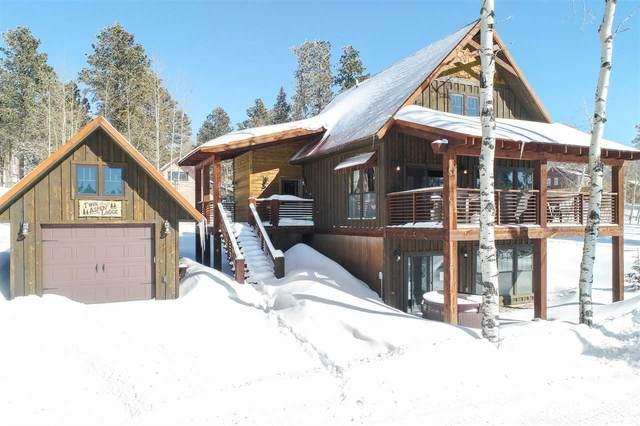 11014 Buffalo Trail Trail, Lead, SD 57754 (MLS #63668) :: Dupont Real Estate Inc.