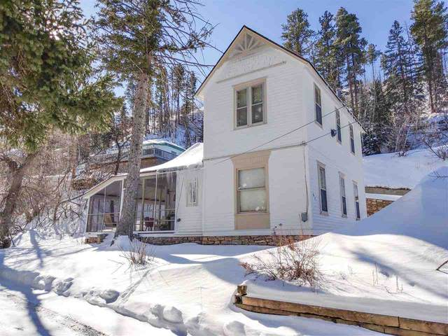 67 Terrace Street, Deadwood, SD 57732 (MLS #63669) :: Dupont Real Estate Inc.
