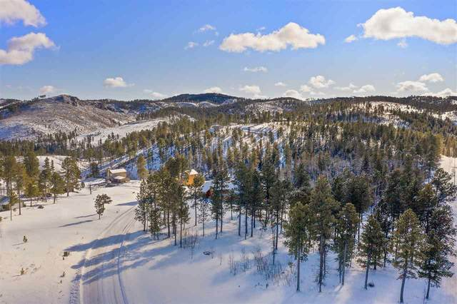 Lot 17 Golden Hills, Deadwood, SD 57732 (MLS #63679) :: Dupont Real Estate Inc.