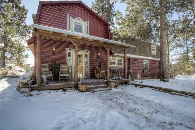 25562 Carroll Creek Road, Custer, SD 57730 (MLS #63691) :: VIP Properties